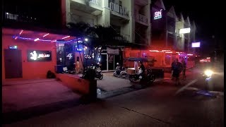 Pattaya 'Gentleman's Club' Bar Crawl