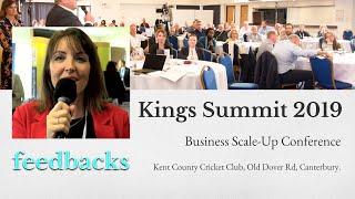 Kings Summit 2019 Conference Feedback