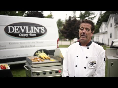 Chris Devlin - Devlin's Country Bistro Testimonial