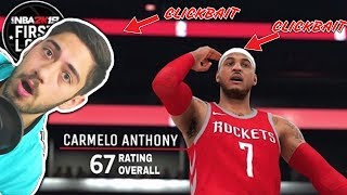 5 Players Who's Rating Are DISRESPECTFUL In NBA 2K19