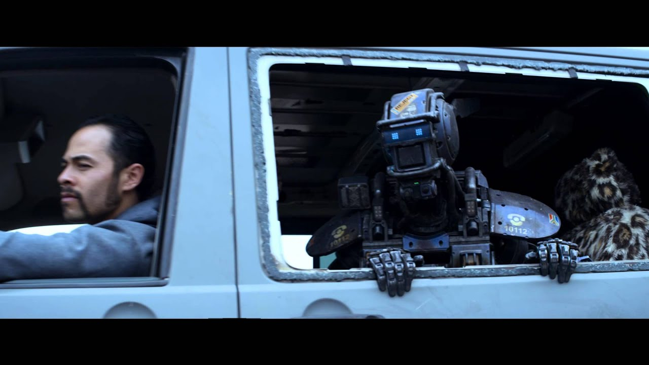 Робот по имени Чаппи - Trailer