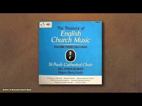 """Treasury of English Church Music"" - Disc 4: St Paul's Cathedral 1966 (John Dykes Bower)"