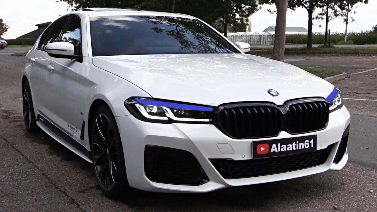 2021 YENI Bmw 5 Serisi Test Sürüşü - Sportif Tasarim ve Dinamik Sürüşe Sahip Sedan