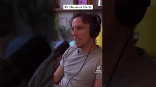 Ksi talks about Khabib