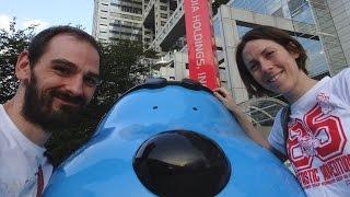 Exploring Tokyo's Minato-Ku (Part 1 of 2) | October 3 and 4, 2015