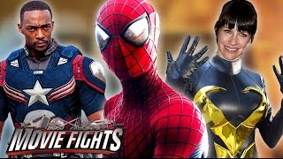 Dream Avengers Phase 4 Lineup - MOVIE FIGHTS!!