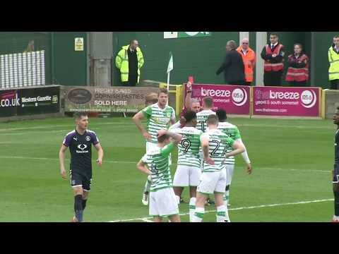 Highlights | Yeovil Town 0-3 Luton Town