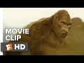 watch he video of Kong: Skull Island Movie CLIP - Is That a Monkey? (2017) - Brie Larson Movie