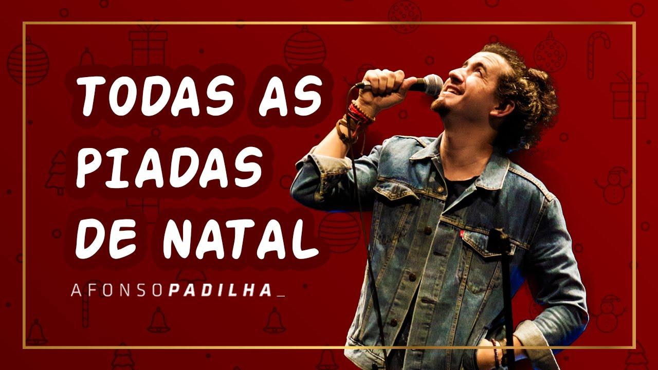 AFONSO PADILHA - TODAS AS PIADAS DE NATAL
