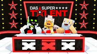 DAS MINECRAFT SUPER TALENT (NEUE SHOW) [Deutsch/HD]