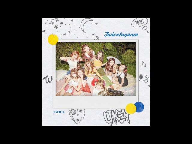 Twice You In My Heart 1st Album Twicetagram Mp3 Muzik Indir Dinle