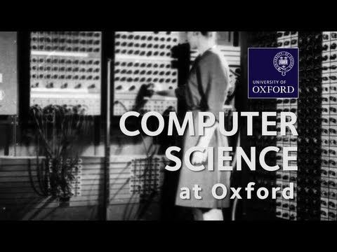 Computer Science at Oxford University