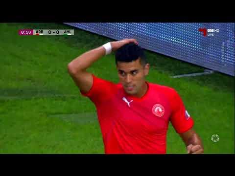 مباراة : العربي 3 - 1 الاهلي  دوري نجوم QNB - الموسم 19-20