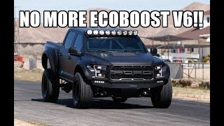 2019 Ford Raptor with a 7.0L V8!? (Yes I'm getting it!)
