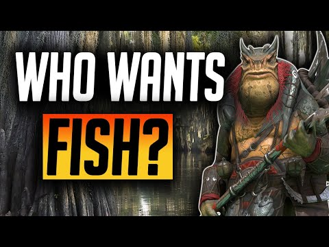 Skathix champion spotlight! HE LOVES FISH! | Raid: Shadow Legends