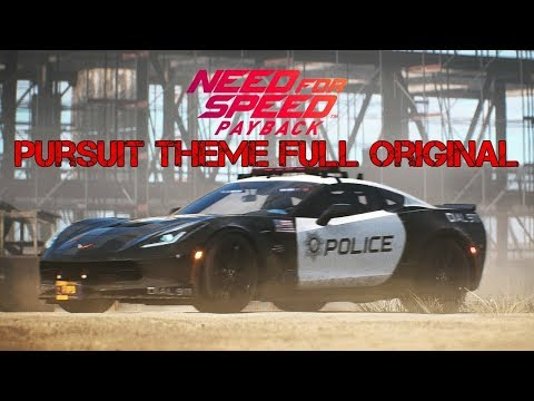 NFS Payback Pursuit Chase Theme Full Original (HQ)