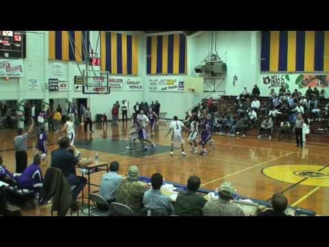 2008-12-11 Sac High vs Modesto Christian Basketball
