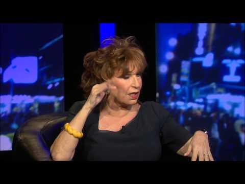 Theater Talk: Joy Behar and Bob Callely