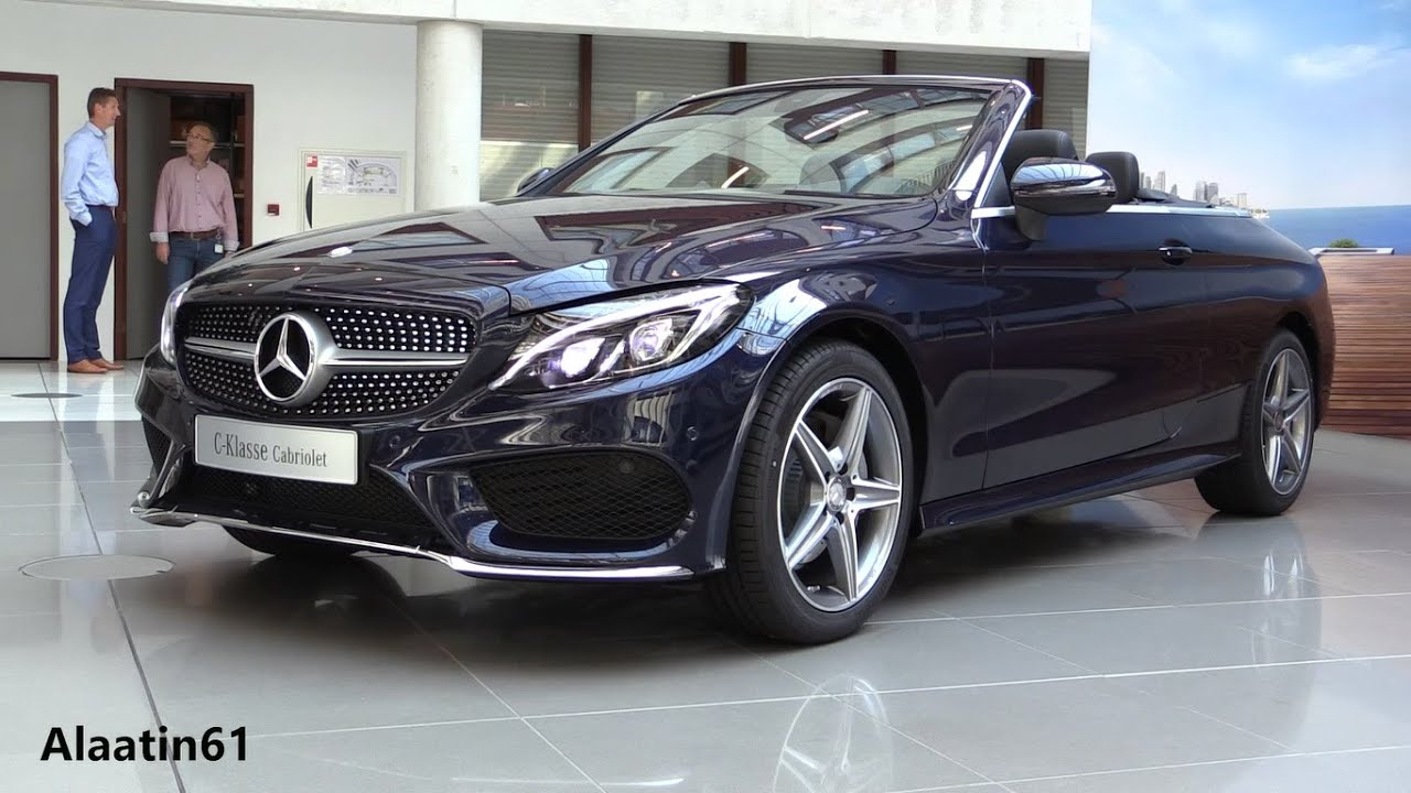 Permalink to Mercedes C Class Convertible
