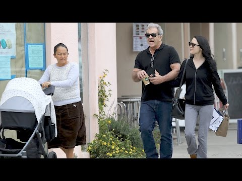 Mel Gibson Does Daddy Duty the Day After the Oscars   Splash News TV