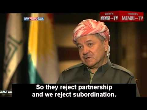 Barzani: O kurdyjskiej niepodległości zadecyduje referendum