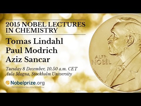 2015 Nobel Lectures in Chemistry
