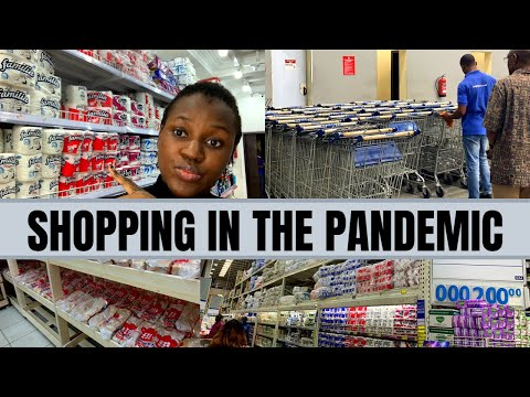 PANIC SHOPPING: TOP 4 SUPERMARKETS IN PORT HARCOURT, NIGERIA