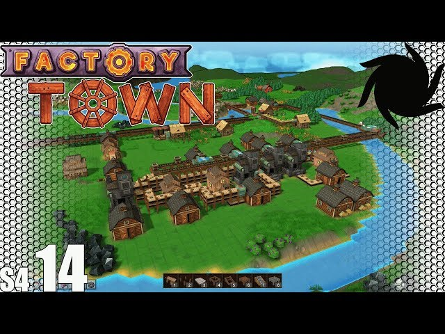 Factory Town - S04E14 - Metal Conveyors and Steam Power