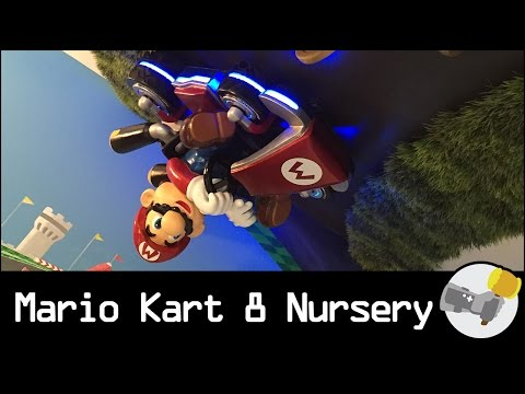 Mario Kart 8 Nursery // LET'S MAKE: