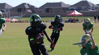 josh evans vs irish texas football 9u youth football texas
