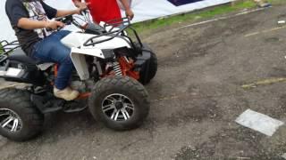 Test ride Razor 250(3)
