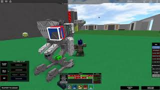Roblox BYM autocannon for small mech