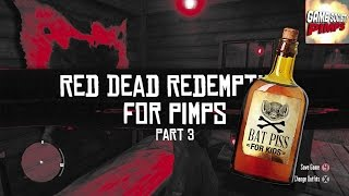 Red Dead For Pimps - Bat Piss for Kids (E03) - GameSocietyPimps