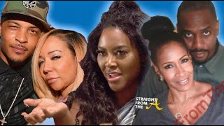 ATLien LIVE!!! #RHOA Season 13 Ep 11 | TI & Tiny | Shereé Whitfield & Tyrone