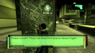 Enter the Matrix (Xbox) - HD Gameplay