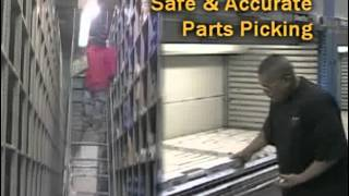 Ergonomic Automated Storage Systems | OSHA Friendly Parts Storage Thumbnail