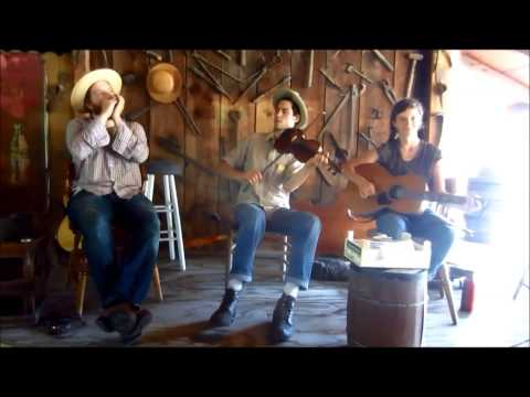 The Ozark Highballers - Old Time Harmonica, Fiddle and Guitar - Charleston #2