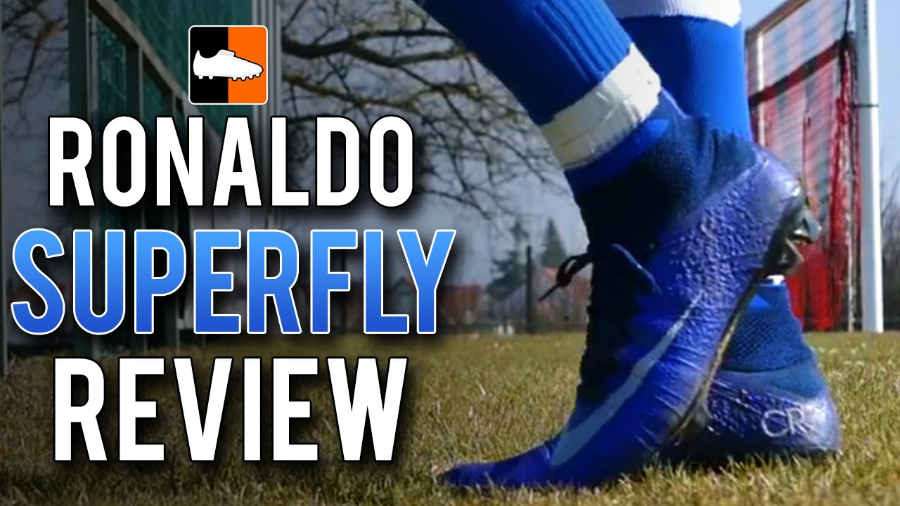 2410f607a1bb2 CR7 Mercurial Superfly Review