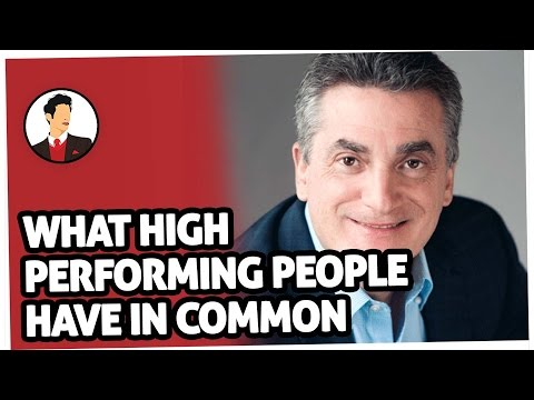 What High Performing Sales People Have in Common With Norman Behar