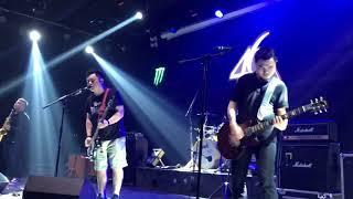 Chinese punk rock band—Riot jerks (暴动青年乐队)