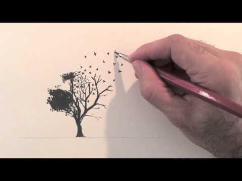 How to Draw a Surreal Idea - Fine Art- Tips