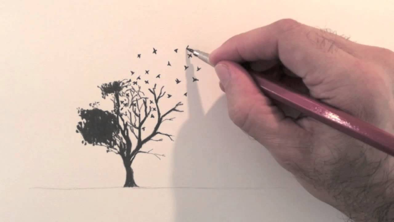 How To Draw A Surreal Idea Fine Art Tips Youtube