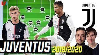 ANALYSE: Zo Gaat Het Nieuwe Juventus Van De Ligt & Cristiano Ronaldo Spelen!