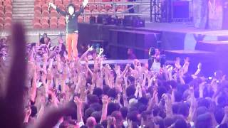 Green Day Paris 2010 King For A Day Shout Satisfaction & Hey Jude etc HD