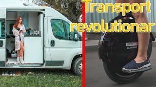 De ce am ales Monociclu electric in calatoria cu AUTORULOTA