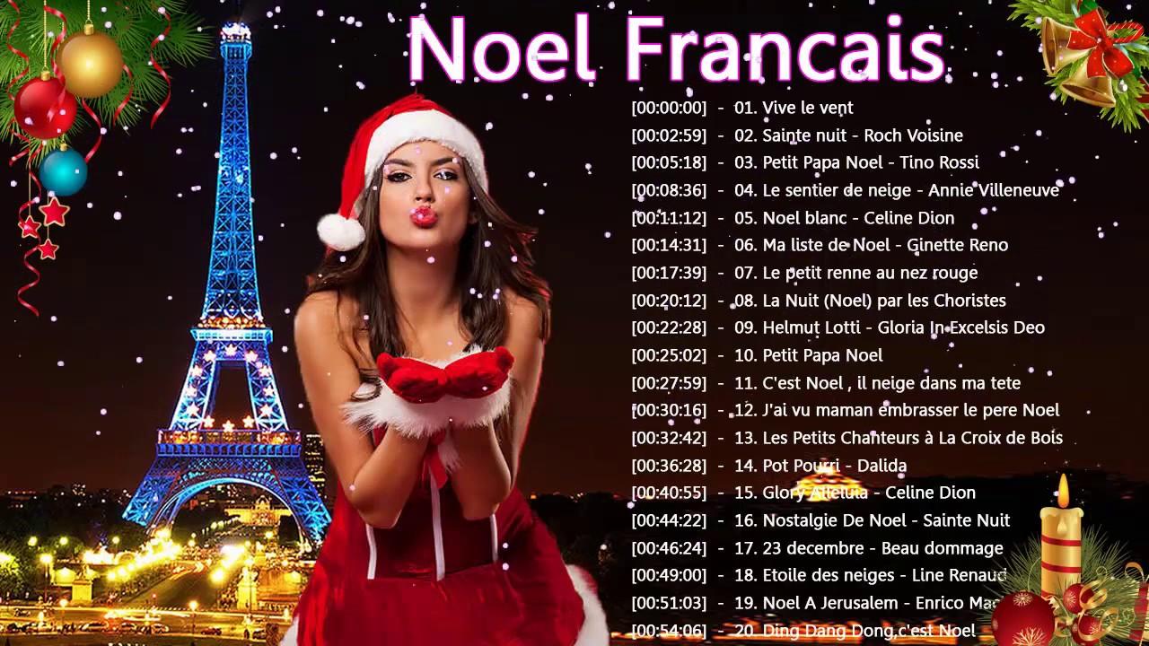 Youtube Chanson De Noel Musique de Noel en Francais 2020   Compilation des plus belles