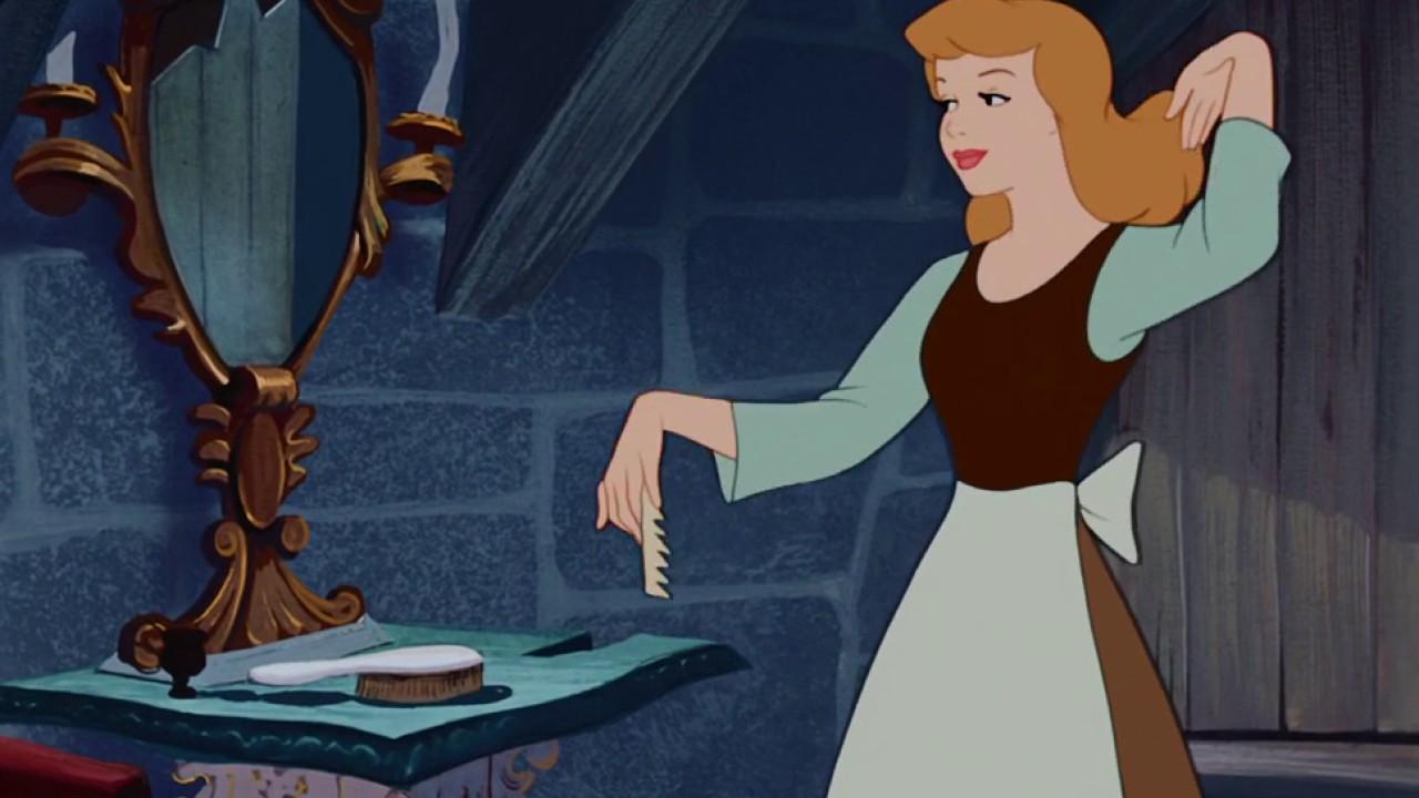 Попелюшка моя любов реприза українською / Cinderella So ... A Dream Is A Wish Your Heart Makes Hd