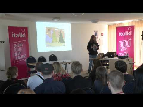 The Zen of Memory Techniques for Language Learning - Anthony Metivier at the Polyglot Gathering 2015