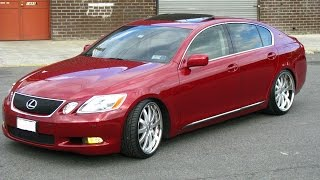 Выбираем б\у авто Lexus GS300 (бюджет 650-700тр)