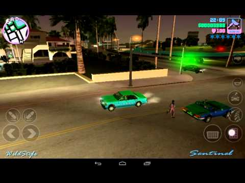 Игра Grand Theft Auto Vice City Stories ГТА Истории